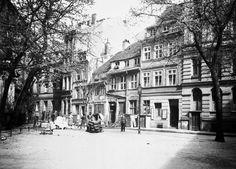 Der Nikolaikirchhof im Jahr 1939