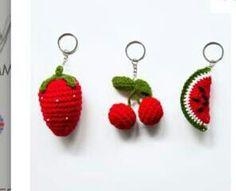 Frutta all'uncinetto