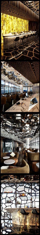 Inspiration. The Ozone Bar :: Wonderwall Kowloon. The Ritz-Carlton, Hong Kong For more, visit: http://www.hongkongbuzz.com/
