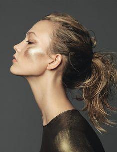 Karlie Kloss by Nico for Elle France December 2014
