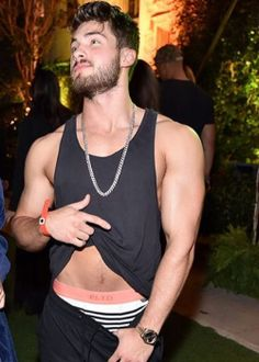 Cody Christian - shirt-lifter