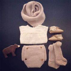 Bloomer rétro en tricot point mousse rose poudre TOCOTO VINTAGE. Blouse  dentelle vintage et chaussettes 83c28d17854