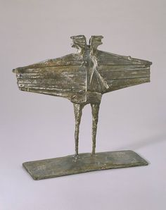 Lynn Chadwick 'Maquette for R34 Memorial', 1957, cast 2003 © The estate of Lynn Chadwick. All Rights Reserved 2010 / Bridgeman Art Library