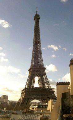 Paris, Tour Eiffel  Eiffeltower