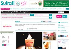 we're interested to read your thoughts on sufrati.com   http://www.sufrati.com/saudi-arabian-dining/restaurant/saudi/yogette