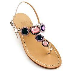 Capri sandals.