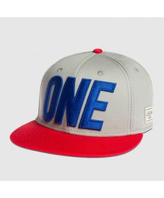Cayler & Sons One snapback cap