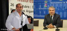 Campomaiornews: Alcaide de Badajoz visita Campo Maior com Eurocida...
