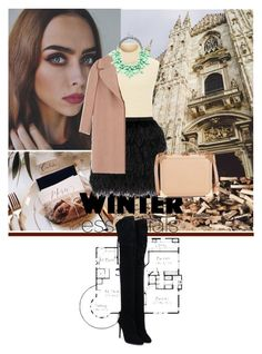 """""""Winter with JOHANNA"""" by strange-girl0 ❤ liked on Polyvore featuring Étoile Isabel Marant, Raoul, Rochas, Slate & Willow, Aspinal of London, Aquazzura and winteressentials"""