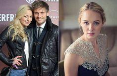 Nanu? Jörn Schlönvoigts neue Serien-Partnerin Anne-Catrin Märzke (r.) sieht seiner echten Freundin Syra Feiser(l.)ziemlich ähnlich.