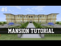 Mansion Tutorial - Minecraft PS3/Xbox 360 #4 - YouTube