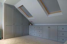 Amazing attic storag