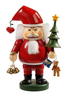 Weihnachtsmann, Nussknacker