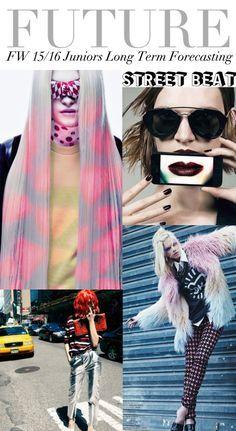 Fall Winter 2015/2016  Fashion Trends Street