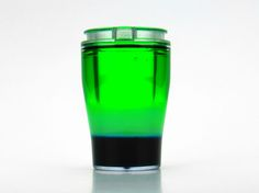 The dual chambered DoubleTake shot glass allows for endless unique shot-chaser combinations. Perfect for gifts, social events, and enhancing your next party!