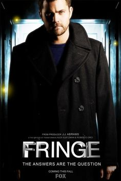 "Peter Bishop- Fringe. It seems like all I've done the past few episodes is yell ""No, Peter!"" He's breaking my heart:("