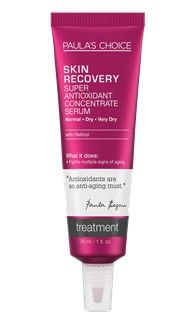 Skin Recovery Super Antioxident Concentrate Serum with Retinol from Paula's Choice.  Get your rebate from RebateGiant.