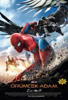 Örümcek Adam: Eve Dönüş izle