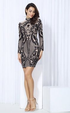 15 Best Knit long sleeve autumn winter sweater bodycon dress images ... 55c132a01566