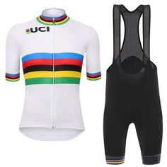 2016 UCI cycling jersey bike cycling clothing quick dry gel pad cycling wear Roupa Ciclismo cycle Maillot clothing free shipping