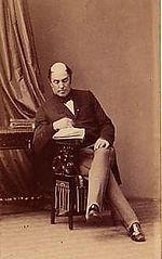 Napoléon Joseph Hugues Maret, duc de Bassano(*1803 - Paris ✝1898 - Paris)Diplomate_ Sénateur du Second Empire+ Grand chambellan de France +Grand officier de la Légion d'honneur