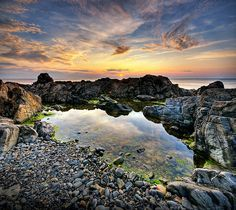 Sunrise, Marginal Way, Ogunquit, Maine