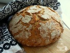 ruispataleipä Kids Menu, Bread Board, Home Food, Bread Baking, No Bake Cake, Bakery, Food And Drink, Favorite Recipes, Cooking