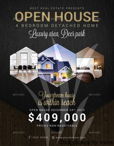 business open house flyer business open house flyer ideas business open house flyer template business open house flyer example business open house flyer template Deer Park, Free News, Flyer Template, Open House, Dreaming Of You, Templates, Business, Cover, Pictures