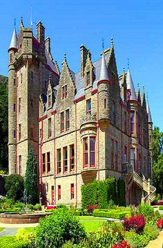 Belfast Castle ~ Northern Ireland