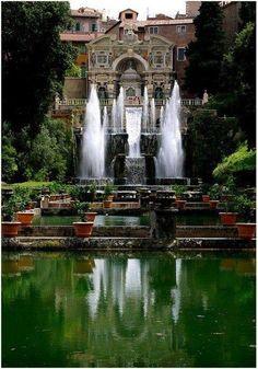 Boboli gardens Italy