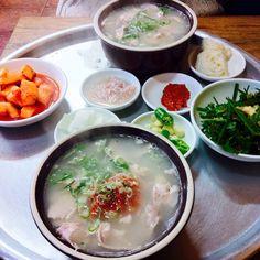 금정골 돼지국밥