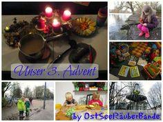 Unser drittes Adventswochenende in Bildern - Ostseeraeuberbande Familienblog