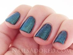 Enchantment from the Year of the Dragon Color Shifting Nail Polish Collection. $10.00, via Etsy.