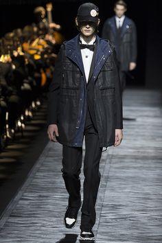 Dior Homme FW15 Catwalk Show