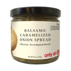 The Gracious Gourmet Balsamic Caramelized Onion Spread Combinations - Thanksgiving Green Bean Casserole, Thanksgiving Green Beans, Meatloaf Ingredients, Grilled Vegetables, Balsamic Vinegar, Caramelized Onions, Sour Cream, Feta, Sweet