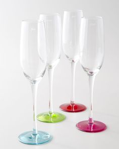 kate spade new york Four Say the Word Flutes