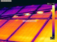 Termografia: Ombra per i nostri pannelli fotovoltaici