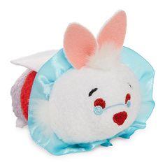 New White Rabbit Mini Tsum Tsum (from the second Alice in Wonderland Tsum Tsum Set)
