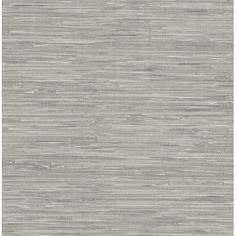 "WallPops! 18' x 20.5"" Tibetan Grasscloth Peel and Stick Wallpaper & Reviews 