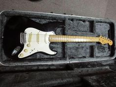 Fender Japan 54 Reissue Stratocaster | 8jt Fender Japan, Guitars, Music Instruments, Musical Instruments, Guitar, Vintage Guitars