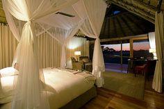 African Safari Lodges: Guest Room at Savuti Camp
