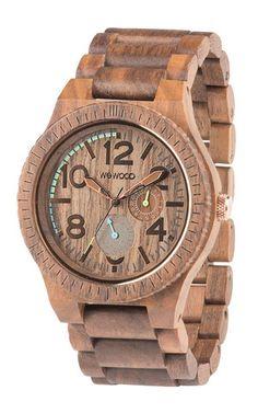 Kardo Nut   WeWOOD Wood Watches