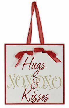Hugs & Kisses 5x5 Tile.