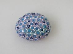 Hey, I found this really awesome Etsy listing at http://www.etsy.com/listing/156340397/pastel-millefiori-hand-painted-stone