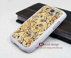 unique Samsung Galaxy S3 i9300 Case Samsung Galaxy SIII case unique Case yellow flowers design. $14.99, via Etsy.