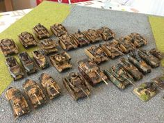 Flames of war kampfgruppe piper