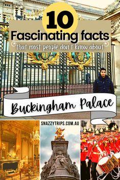 10 Facts About Buckingham Palace #buckinghampalace #londonpalace #buckinghamlondon