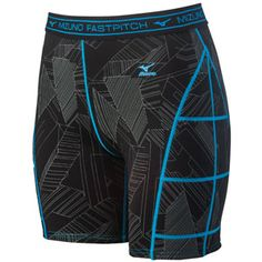 Mizuno Women's Fastpitch Hazard Sliding Shorts *** To view further for this item, visit the image link. Baseball Equipment, Burgundy Sweater, Baseball Players, Spandex Material, Active Wear For Women, Shorts, Softball Clothes, Softball Stuff, Black