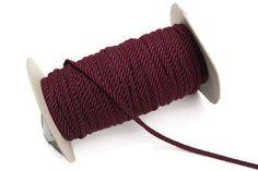 Red and Black Stripe Knit Jersey Trim Spaghetti Straps Hollow