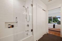 En Suite Bathroom with Porcelanosa Tile
